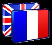 Inglese e Francese